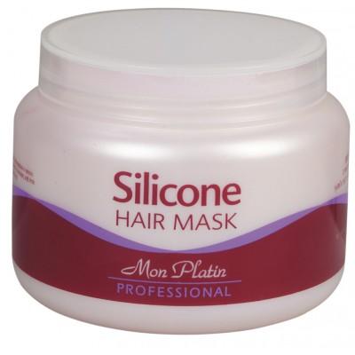 Силиконовая маска для волос  500мл.