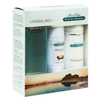 Подарочный набор для мужчин для лица (Увлажняющая эмульсия после бритья  150мл + Пена для бритья 250мл + Дезодорант для мужчин 80мл)
