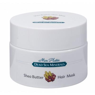 Маска для волос на основе масла Ши 250мл.