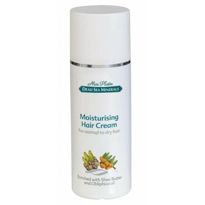 Увлажняющий и питательный крем для волос - обогащен маслом Ши и облепиховым маслом 400мл.