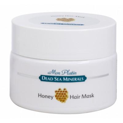 Медовая маска для волос 250мл.